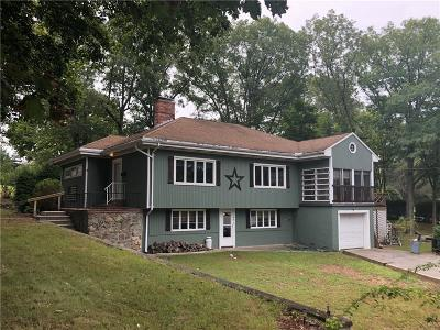 North Smithfield Single Family Home For Sale: 88 East Old Greenville Rd