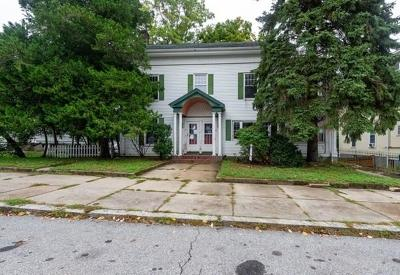 Woonsocket Multi Family Home For Sale: 37 Summer St