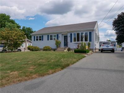 Middletown Single Family Home Act Und Contract: 37 Beacon Ter N