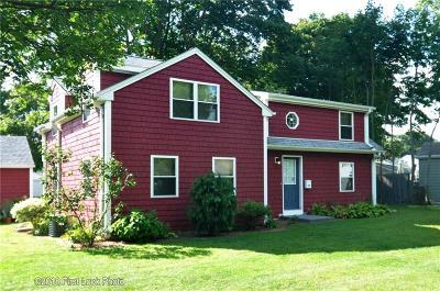 Providence County Single Family Home For Sale: 31 Boulevard Av