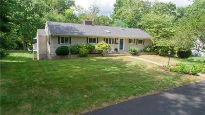 Warwick Single Family Home Act Und Contract: 35 Westchester Wy
