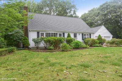 South Kingstown Single Family Home For Sale: 96 Pine Hill Rd