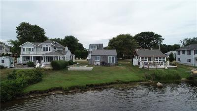 Single Family Home For Sale: 70 Shore Dr