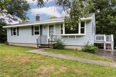 Scituate Single Family Home For Sale: 35 Charles Harpin Rd