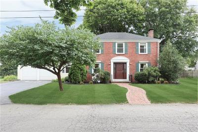 East Providence Single Family Home Act Und Contract: 7 Mayfair Dr
