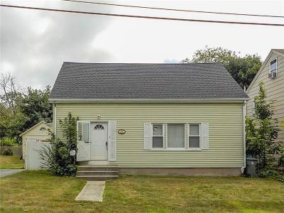 Middletown Single Family Home For Sale: 34 Freeborn St