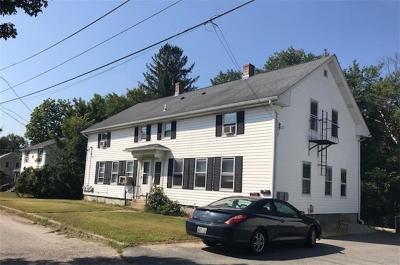 Burrillville Multi Family Home For Sale: 24 - 26 Shea Lane