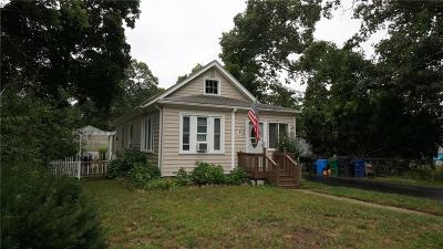 Warwick Single Family Home Act Und Contract: 132 Overbrook Av