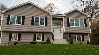 Burrillville Single Family Home For Sale: 1055 Sherman Farm Rd