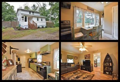 Coventry Single Family Home For Sale: 195 Arnold Rd