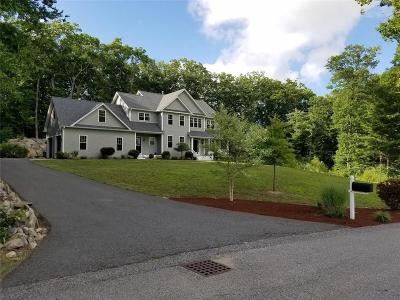 Glocester Single Family Home For Sale: 35 Appleton Lane