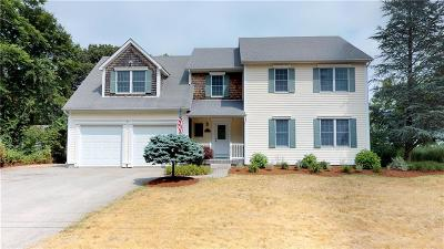 North Kingstown Single Family Home For Sale: 159 Beach St
