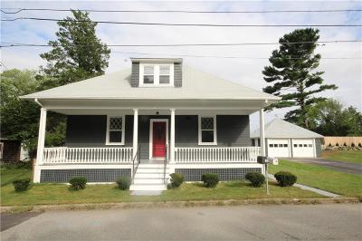 Warren Single Family Home For Sale: 6 Cottage St