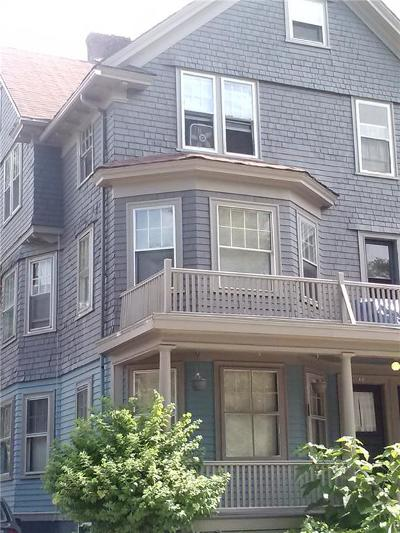 Providence County Multi Family Home For Sale: 43 - 45 Pitman St