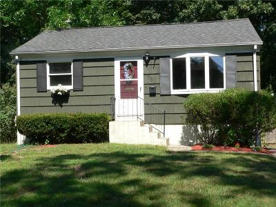 Warwick Single Family Home Act Und Contract: 75 Hull St