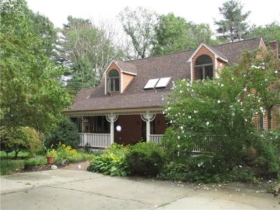 North Smithfield Single Family Home For Sale: 101 Douglas Pike