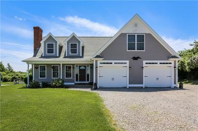 Middletown Single Family Home Act Und Contract: 101 Fayal Lane