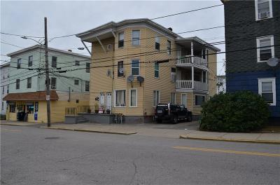 Central Falls Multi Family Home For Sale: 169 Illinois St