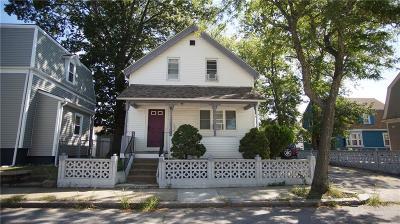 Cranston Single Family Home For Sale: 6 Dennis Av