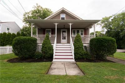 Warren Single Family Home For Sale: 218 Franklin St