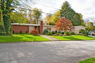 Cranston Single Family Home For Sale: 136 E Hill Dr