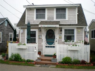 South Kingstown Single Family Home For Sale: 854 - L182 Matunuck Beach Rd