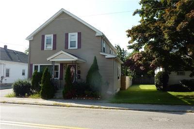 Cranston Multi Family Home For Sale: 22 Randall St