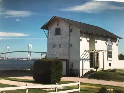 Jamestown Single Family Home For Sale: 28 East Shore Rd