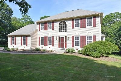 South Kingstown Single Family Home For Sale: 324 White Horn Dr