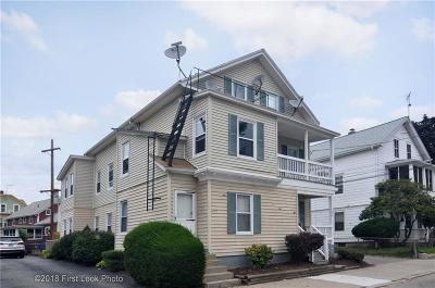 Central Falls Multi Family Home For Sale: 297 Central St