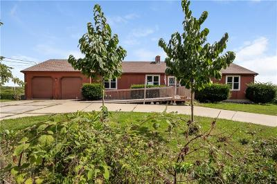Middletown Single Family Home For Sale: 1064 Wapping Rd