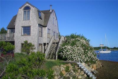 Block Island Single Family Home For Sale: 923 Cormorant Cove