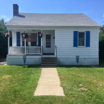 Westerly Single Family Home For Sale