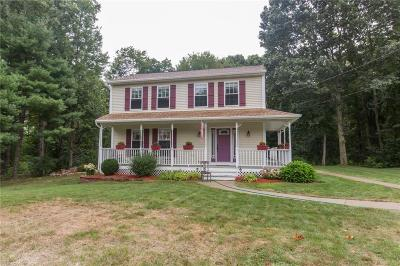 Coventry Single Family Home Act Und Contract: 31 Centennial St