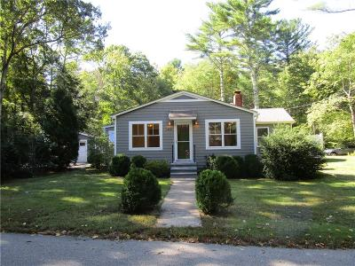 Hopkinton Single Family Home Act Und Contract: 103 Fenner Hill Rd