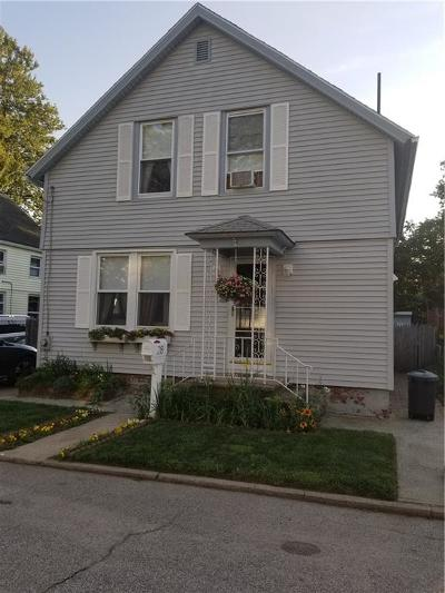 Cranston Single Family Home For Sale: 28 Byron St