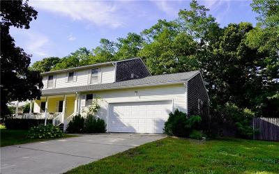 Kent County Single Family Home For Sale: 3 Shenandoah Rd