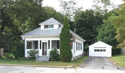 Lincoln Single Family Home Act Und Contract: 3 Tucker Lane