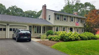 Warwick Single Family Home Act Und Contract: 256 Varnum Dr