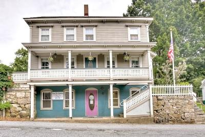 Scituate Multi Family Home Act Und Contract: 104 Main St
