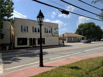 Glocester Commercial For Sale: 1186 - 1188 Putnam Pike