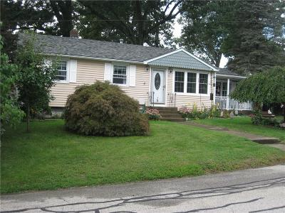 Coventry Single Family Home Act Und Contract: 22 Princeton Av