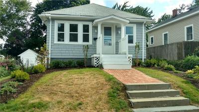 Cranston Single Family Home For Sale: 67 Taft St
