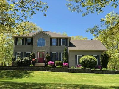 Coventry Single Family Home For Sale: 125 John Franklin Rd