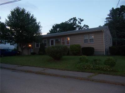 Coventry Single Family Home For Sale: 13 Homes Rd