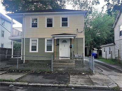 Central Falls Multi Family Home Act Und Contract: 106 Garfield St