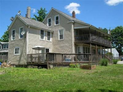 East Providence Multi Family Home For Sale: 20 Frederick St