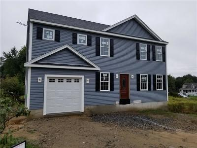 Cumberland Single Family Home Act Und Contract: 47 Angell Rd