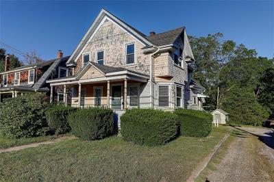 South Kingstown Single Family Home For Sale: 189 High St
