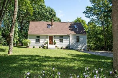 South Kingstown Single Family Home For Sale: 2349 Kingstown Road Rd